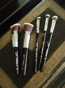 Sigma Beauty Makeup brushes (Kabuki range)